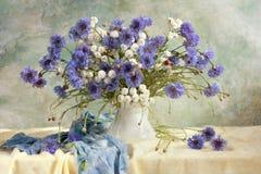 Lato kwiaty obraz royalty free