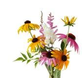 Lato kwiaty Zdjęcia Royalty Free