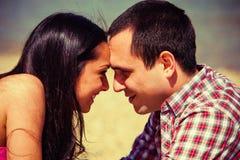 Lato miłość Zdjęcia Stock