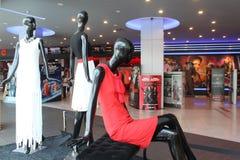 Lato mody modele Fotografia Stock