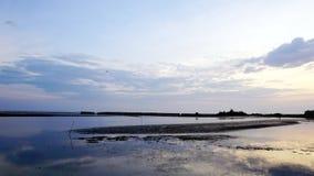 Lato na plaży zdjęcie stock