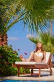 Lato odpoczynek Zdjęcie Royalty Free