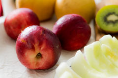 Lato owoc Fotografia Stock