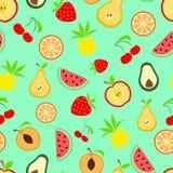Lato owoc ilustracja wektor