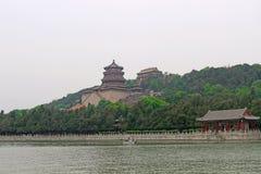 Lato pałac Zdjęcia Royalty Free