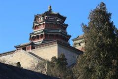 Lato pałac Pekin Obraz Royalty Free