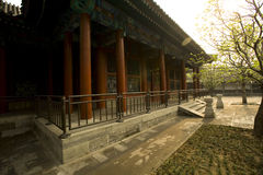 Lato Pałac, Pekin, Chiny Obraz Stock