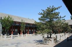 Lato pałac Pekin, Chiny - Fotografia Royalty Free