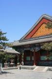 Lato pałac Pekin, Chiny - Zdjęcie Stock