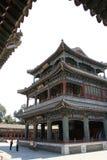 Lato pałac Pekin, Chiny - Obraz Royalty Free