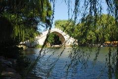 Lato pałac w Pekin Obraz Royalty Free