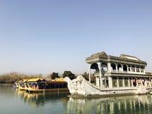 Lato pałac w Pekin Chiny obraz stock