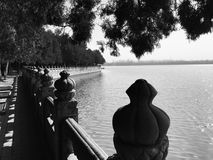 Lato pałac w Pekin Chiny obrazy stock