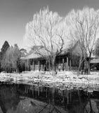 Lato pałac w Pekin Chiny Obrazy Royalty Free