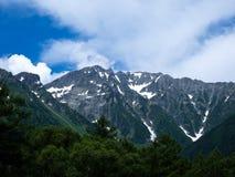 Lato piękny krajobraz Obrazy Royalty Free