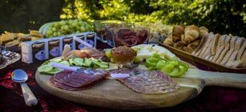 Lato posiłek Fotografia Stock