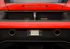 Ferrari F430 Fotografia Stock