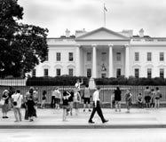 Lato przy Białym domem fotografia stock