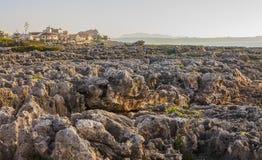 Lato ranek w Majorca wyspie Obraz Stock