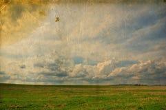 Lato retro fotografia Obrazy Stock