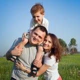 Lato rodziny weekendy obrazy stock
