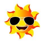 Lato, słońce Obraz Royalty Free