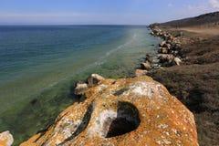 Lato scena na morzu Zdjęcie Stock