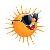 Lato Sun Zdjęcie Stock