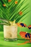 Lato tropikalny koktajl Fotografia Royalty Free