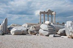 Lato, Turchia Immagine Stock