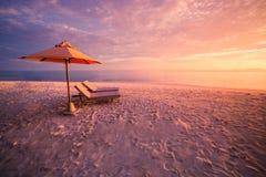 Lato turystyki plażowego wakacje podróży tła wakacyjny pojęcie Relaksującego szczęścia romantyczna idylliczna rodzinna romantyczn Obrazy Stock