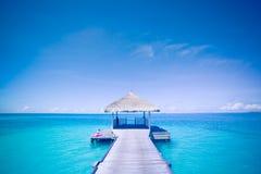 Lato turystyki plażowego wakacje podróży tła wakacyjny pojęcie Relaksującego szczęścia romantyczna idylliczna rodzinna romantyczn Zdjęcia Stock