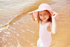 Lato uśmiech zdjęcia royalty free