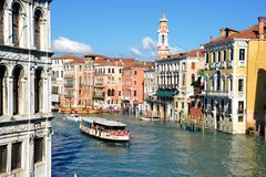 lato Venice zdjęcie royalty free