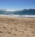 Lato w francuskim Riviera, Cannes Obraz Royalty Free