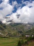 Lato w Matterhorn Fotografia Royalty Free