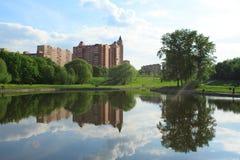Lato w miasto parku Fotografia Stock