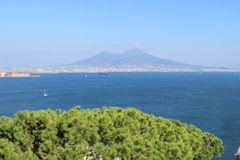 Lato w Naples Zdjęcia Stock
