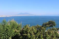 Lato w Naples, Italy Obraz Stock