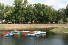 Lato w parku zdjęcie royalty free