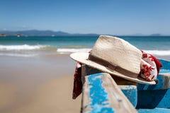 Lato w plaży zdjęcia royalty free