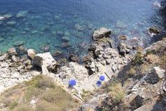 Lato w Taormina Obraz Royalty Free
