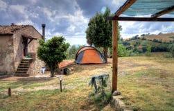 Lato w Tuscany, Włochy obraz royalty free