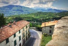 Lato w Tuscany, Włochy zdjęcia stock