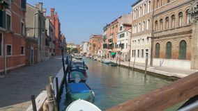 Lato W Wenecja obrazy royalty free