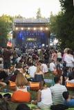 Lato Well festiwal 2015 Obraz Stock