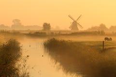 Lato wschód słońca Zdjęcia Stock