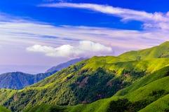 Wugongshan góra Fotografia Stock