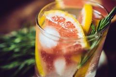 Lato zdrowy napój Zdjęcie Stock