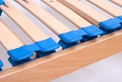 Latoflex, berk, houten latjes Royalty-vrije Stock Fotografie